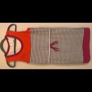 Esley Sleeve-less Summer Dress